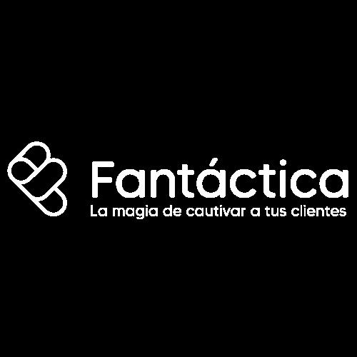 Logotipo de Fantáctica, empresa especializada en profesionalizar la fuerza de ventas de cualquier organización y en proyectos comerciales