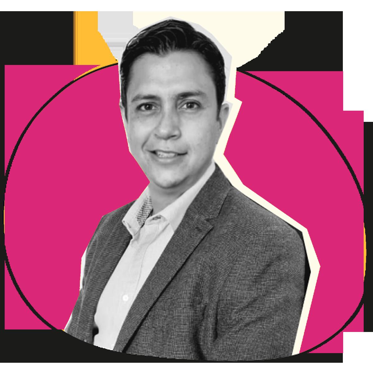 Miguel Mijangos, Business Developer para Centroamérica y el Caribe
