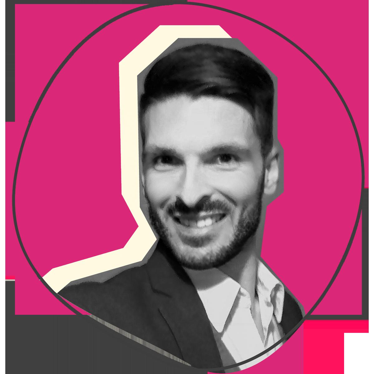 Juan Pablo Arredondo, Líder de Marketing Digital